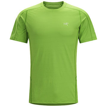 Arc'teryx Men's Motus Crew Short-Sleeve T-Shirt