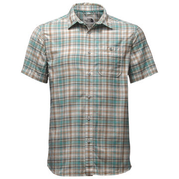 The North Face Mens Baker Short-Sleeve Shirt
