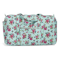 Vera Bradley Signature Cotton 22282 Iconic Large 49 Liter Travel Duffel Bag
