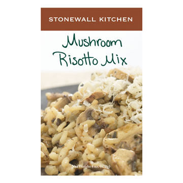 Stonewall Kitchen Mushroom Risotto Mix - 6 oz.