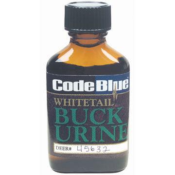 Code Blue Whitetail Buck Urine Deer Attractant