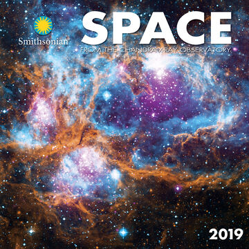 Space 2019 Wall Calendar by Smithsonian