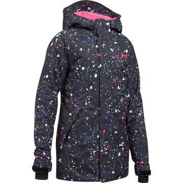 Under Armour Girls Infrared Powerline Insulated Jacket