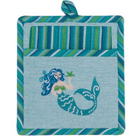 Kay Dee Designs Mermaid Embroidered Gift Set, 2-Piece