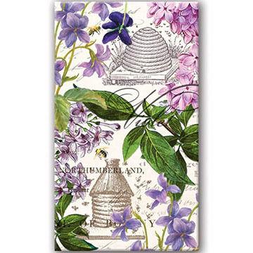 Michel Design Works Lilac And Violets Matchbox