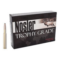 Nosler Trophy Grade 30-06 Springfield 150 Grain Partition Rifle Ammo (20)