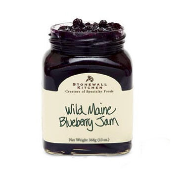 Stonewall Kitchen Mini Wild Maine Blueberry Jam, 3.75 oz.