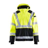 Blaklader Men's Hi-Vis Premium Shell Jacket