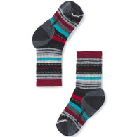 Smartwool Youth Hike Medium Margarita Crew Sock