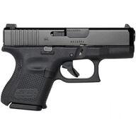 """Glock 26 Gen5 9mm 3.4"""" 10-Round Pistol"""