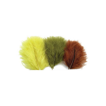 Wapsi Wooly Bugger Marabou Fly Tying Material