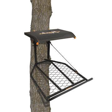 Muddy The Boss XL Hang On Treestand w/ Flip-Up Seat