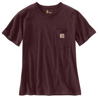 Carhartt Women's WK87 Workwear Pocket Short-Sleeve T-Shirt