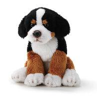 DEMDACO Bernese Mountain Dog Beanbag Stuffed Animal