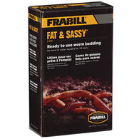 Frabill Fat & Sassy Pre-Mixed Worm Bedding