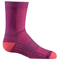 WrightSock Boys' & Girls' Coolmesh II Crew Sock