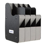 BenchMaster WeaponRAC 4-Pistol Vertical Weapon Rack