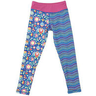 Chooze Girls' Splits Legging