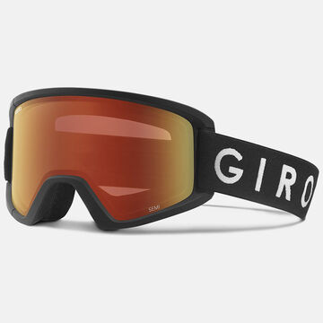 Giro Men's Semi Snow Goggle w/ Bonus Low-Light Lens - 17/18 Model
