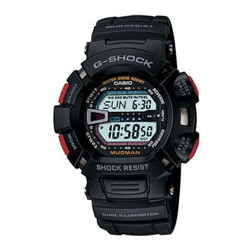 Casio G-Shock Mudman G9000-1V Mud & Shock-Resistant Watch