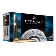 Federal Power-Shok 7.62x39mm Soviet 123 Grain Speer SP Rifle Ammo (20)