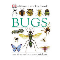 Bugs Ultimate Sticker Book by DK Publishing