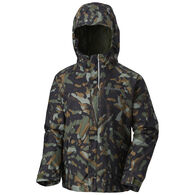 Columbia Youth Fast & Curious Rain Jacket
