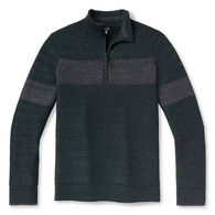 SmartWool Men's Ripple Ridge Stripe Half-Zip Sweater