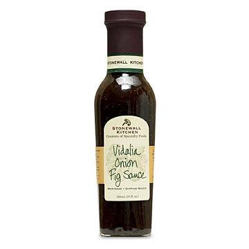 Stonewall Kitchen Vidalia Onion Fig Sauce, 11 oz.