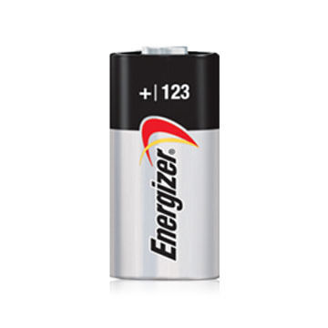 Energizer Photo 123 Battery