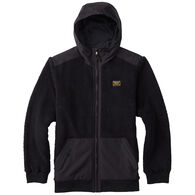 Burton Men's Tribute Full-Zip Fleece Jacket