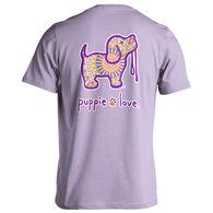 Puppie Love Women's Boho Pup Short-Sleeve T-Shirt