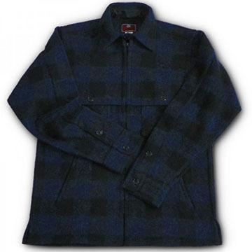 Johnson Woolen Mills Mens Double Cape Jac Shirt