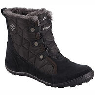 Columbia Women's Minx Shorty Omni-Heat Waterproof Boot