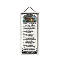 "Spooner Creek ""Irish Prayer"" Large Talls Tile"