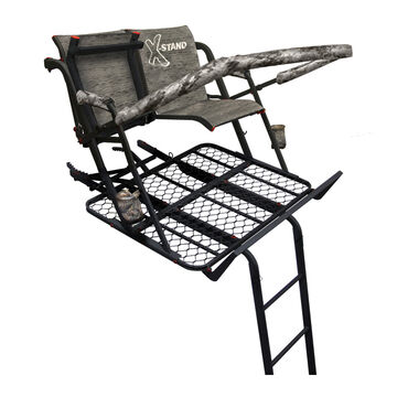 X-Stand Jayhawk X 18 2-Person Ladder Stand