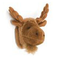 Stuffed Animal House Moose Magnet