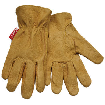 Kinco Kids Boys & Girls Grain Pigskin Leather Driver Glove