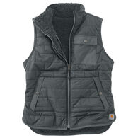 Carhartt Women's Amoret Sherpa-Lined Vest