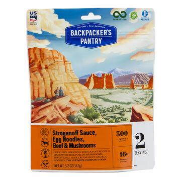 Backpackers Pantry Beef Stroganoff w/ Wild Mushrooms - 2 Servings