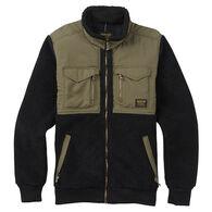 Burton Men's Bower Full-Zip Fleece Jacket