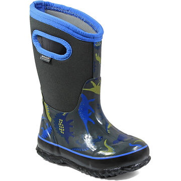 Bogs Boys Classic Dino Insulated Boot