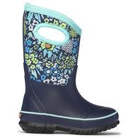 Bogs Girls' Classic Northwest Garden Insulated Winter Boot