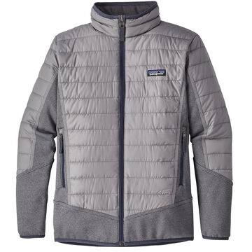 Patagonia Boy's Down Hybrid Jacket