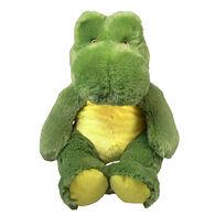 Wishpets Stuffed Sitting Alligator