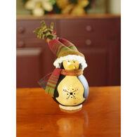 Meadowbrooke Gourds Tux Miniature Penguin Gourd