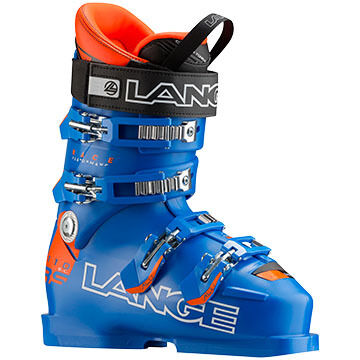Lange Mens RS 110 Alpine Ski Boot - 16/17 Model