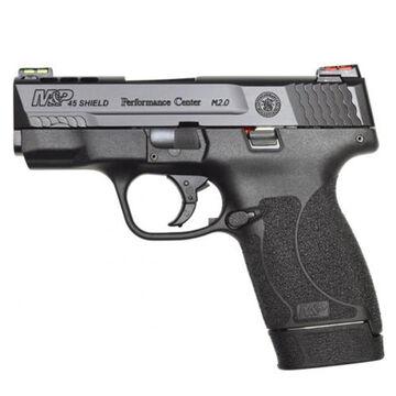 Smith & Wesson Performance Center Ported M&P45 Shield M2.0 Hi Viz Sights 45 Auto 3.3 6-Round Pistol