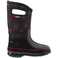 Bogs Boys' & Girls' Waterproof Classic Creepy Crawler Insulated Winter Boot