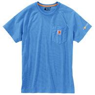 Carhartt Men's Force Cotton Delmont Short-Sleeve T-Shirt